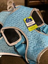 New listing New Top Paw Comfort Dog Harness Reflective & Adjustable Light Blue New Xl