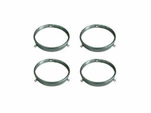 For 1968-1972 GMC K15/K1500 Suburban Headlight Retaining Ring 95133MF 1969 1970