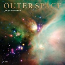 2018 Outer Space Wall Calendar,  Astronomy by BrownTrout