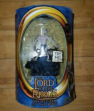 The Lord of the Rings Return of the King SMEAGOL Action Figure LOTR electronic