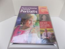 Walter Foster The Art of Drawing & Painting Portraits (New)