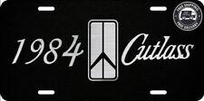 1984 Oldsmobile Cutlass 442 Olds Aluminum Vanity License Plate