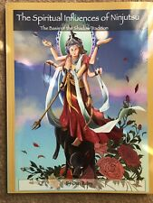 Spiritual Influences of Ninjutsu Book- Don Roley, Bujinkan, Ninpo & Fujita Seiko