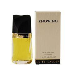 Estee Lauder Knowing for women Eau de Parfum EDP 30ml BNIB NEW