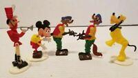 Vintage Marx Walt Disney Cartoons Characters Movable Toy Mixed lot
