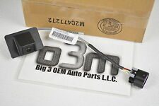 2007-2008 Chevrolet Tahoe Cadillac Escalade Rear View Driver Info Camera new OEM