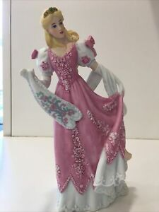 Lenox Cinderella Bisque Porcelain Figurine Legendary Princesses Glass Slipper