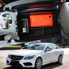 Interior Armrest Storage organizer Box  for Mercedes-Benz E-Class C207 2009-2015