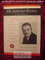 Saturday Review August 13 1938 PEARL BUCK BERTRAND RUSSELL ++