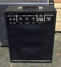 Vintage Premier (Multivox) P-30 Guitar Amplifier