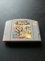 Super Smash Bros.  *Authentic* - Nintendo 64 N64 Game Rare Tested Working