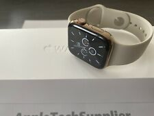 Apple Watch Series 5 Gold Stainless Steel 44mm GPS+Cellular