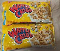 Post Waffle Crisp Cereal-Unopened Sealed Bag Sold Out Rare 2lb 2021. FREE SHIP