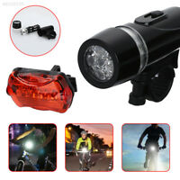 5 LED Rear Bike Bicycle Tail Light  LED 7 Modes Bycicle Safety Rear Light 2018#2