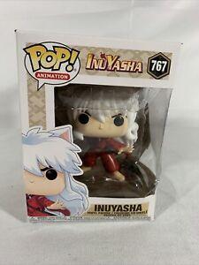 Funko POP! Animation - Inuyasha Vinyl Figure - INUYASHA #767 Box DAMAGE