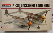 Monogram 1/48 P-38 Lightning Plastic Model Kit 010720DBT3