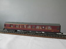 Lima O Gauge Mk1 Coach LMS Maroon No. 15865 - 8 Available