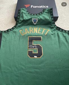 Kevin Garnett Boston Celtics Fanatics Authentic Autographed Jersey