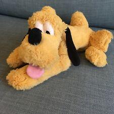 Disney Store Exclusive Pluto Plush Beanie Toy Mickey Mouse