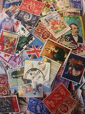 100 British GB Commemoratives Comms!!