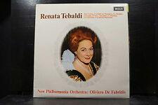 Renata Tebaldi - Recital