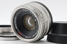 【Exc+++】 Contax Carl Zeiss Planar T* 35mm F/2 Lens for G1 G2 From Japan (092)