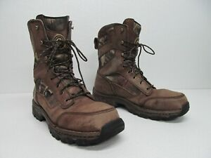 Irish Setter Red Wing Hunt 840 Havoc 800 Gram Leather Boots Size Men's 11.5D