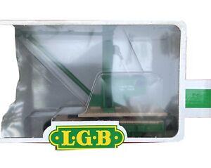 LGB G Scale Crane Car Model 46170