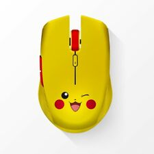 Razer Pokemon Pikachu Limited Wireless Mouse cute gift business office Official