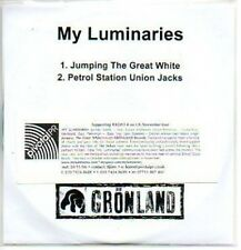 (538J) My Luminaries, Jumping The Great White - DJ CD