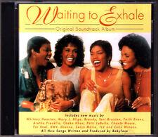 Waiting to Exhale Whitney Houston BRANDY Toni Braxton Mary J. bluge TLC OST CD