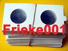 100 zelfklevende munthouders Hartberger voor 1 cent (17,50mm)
