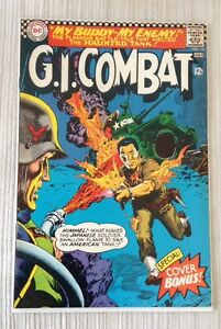 G.I. COMBAT #118 VERY FINE CONDITION