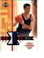 YAO MING 2003-04 UPPER DECK STANDING O WARM-UP #YM-PH