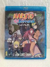 Combo Blu-Ray + DVD Naruto Shippuden le Film The Lost Tower Kana Home Vidéo