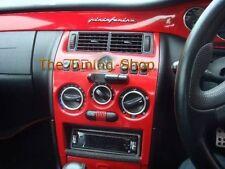 Pour FIAT coupé 20 V Alliage Radiateur entoure Anneaux Set 1994-2000 Neuf