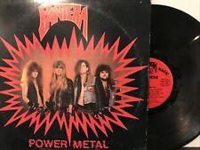 Pantera – Power Metal LP 1988 Metal Magic Records – MMR-1988 VG/NM