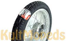 Komplettrad hinten Alufelge pas f Simson S51 S50 S70 S53 S83 KR51 Schwalbe Star