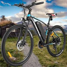 27.5'' E-Bike Elektrofahrrad mit 10 Ah Lithium-Akku Mountainbike Shimano 250W DE