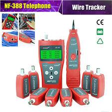 NOYAFA NF-388 Netzwerkkabeltester Tracker Tracer Test Ethernet mit 8 Remote