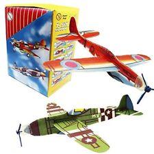 12 Aircraft Gliders To Mount Polystyrene 20cm Around (Model Random)