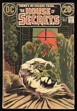 HOUSE OF SECRETS #100 BERNIE WRIGHTSON COVER 1972 DC HORROR COMIC BOOK