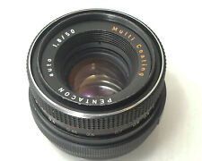 Vintage Multi-Coating PENTACON 50mm f/1.8 Screw Mount Lens