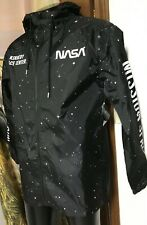 new NASA Hyper Space Retro 90s Anorak Jacket Hoodie Windbreaker S-3XL Astronaut