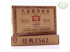 7562*Menghai Dayi Pu-erh Tea Brick 2013 250g Ripe