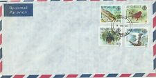 1981 Seychelles cover Fauna and Flora