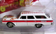 JOHNNY LIGHTNING 60 1960 FORD STATION WAGON COCA COLA HOLIDAY CHRISTMAS TREE CAR