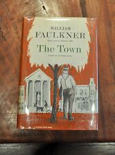 The Town, William Faulkner ~ 1st PRINTING