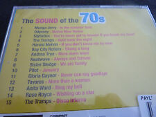 THE SOUND THE 70'S NEW SEALED CD! MUNGO JERRY PILOT BAY CITY ROLLERS STYLISTICS