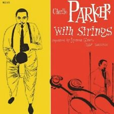 CHARLIE PARKER - CHARLIE PARKER WITH STRINGS (BACK TO BLACK)  VINYL LP JAZZ NEW+